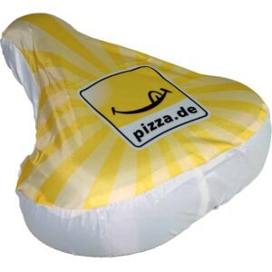 Sublimationsdruck Sattelschutz Polyester Fotodruck Pizza