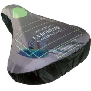 Sattelschutz bedrucken lassen - Polyester Sublimationsdruck